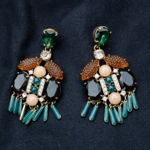 Jcrew Bug Earrings